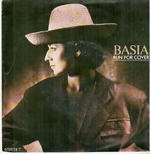 """2898  7"""" Single: Basia - Run For Cover / From Now On"""