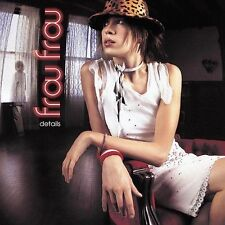 Details by Frou Frou (CD, Aug-2002, MCA) Disc Only, Free Ship