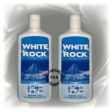 TOP Angebot - 2 x 700g White Rock Putzstein Reiniger Poliert und Pflegt (2027)