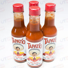 4-Pack Tapatio Hot Sauce Salsa Picante 5 oz Total 20 oz