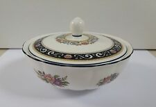 Wedgwood Runnymede Lidded Dish or Bowl made in England