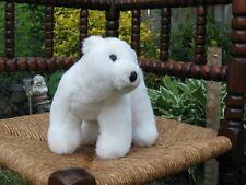 Standing Polar Bear Plush by Kaemingk Plush Toys Holland #L20010