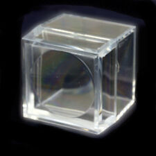 12 x Small Acrylic Magnifying Display Cases (Magni Box)