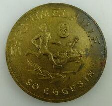 Medaille: Ehrenmedaille SO Eggesin ASV Für den Schutz der Arbeiter un, Orden1705