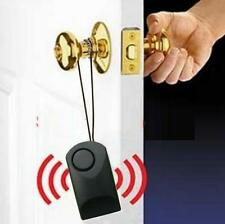 door handle alarm door touch alarm 120 dB anti-theft scaring security alarm