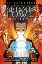 Artemis Fowl The Eternity Code Graphic Novel-ExLibrary