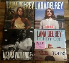 Lana Del Rey- Honeymoon, Ultraviolence, Born To Die, Paradise Vinyl LP NEW 4 SET