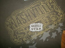 NASHVILLE STAR T SHIRT American Country Music Concert Singer Contest TV Show