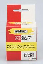 Soligor Digital Zubehör Anschlusstubus / Adapter Tube für Olympus 30xx/40xx/50xx