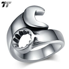 High Quality TT 316L Stainless Steel Wrench/Spanner Ring Size 10 RZ153S