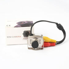 Security Spy Video Audio Mini Color CCTV Surveillance Camera Night Vision