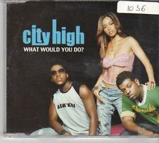 (EX127) City High, What Would You Do? - 2001 CD