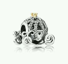 CINDERELLA Pumpkin Carriage Charm Pandora