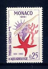 MONACO - 1961 - Congresso mondiale di acquariologia