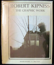 Lunde, Karl: Robert Kipniss: The Graphic Work First Edition SIGNED HC