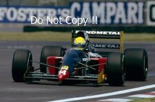 Andrea Chiesa Fondmetal GR01 Mexican Grand Prix 1992 Photograph