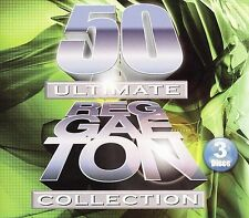NEW - 50 Ultimate Reggaeton Collection by Various Artists