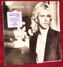LP TOMMY SHAW WHAT IF 1985 AM SEALED MINT W/ STICKER
