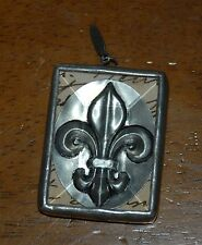 JEWEL KADE Charm - Large Fleur De Lis - 2011 - RETIRED - RARE!