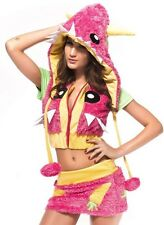 Sexy Womens Adult Deluxe Monster Costume Fancy Dress Outfit #541