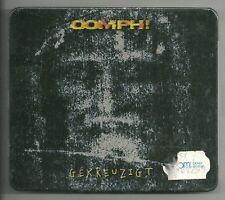 Oomph! Gekreuzigt (1998, metal-case) [Maxi-CD]