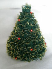 Knitted Christmas Tree Knitting Pattern Emailed To You In PDF Format