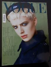 Vogue Italia - Issue # 675 - Nov 2006 - Agyness Deyn - Steven Meisel - Fashion