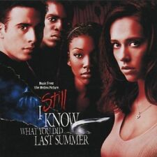 I Still Know What You Did Last Summer by John Frizzell CD