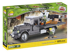COBI 2468 - SMALL ARMY - WWII Dt. OPEL BLITZ 3t MIT 38/2cm FLAK - NEU