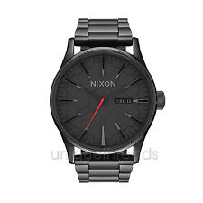 NIXON x STAR WARS Vader Black SENTRY SS SW WATCH