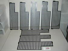 (8) DIXIE NARCO 501E & 600E SODA VENDING MACHINE DOUBLE COLUMN CAN SHIMS