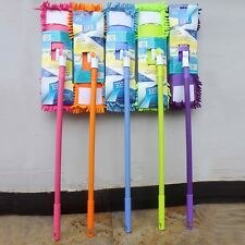 New Flat Mop Home Cleaning Supply Microfiber Chenille Dust Mop Floor Cleaner