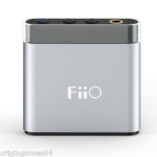 FiiO A1 Portable Headphone Amplifier-Upgraded Model of FiiO E06