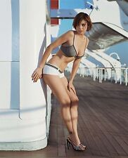 CATHERINE BELL 8X10 GLOSSY PHOTO PICTURE