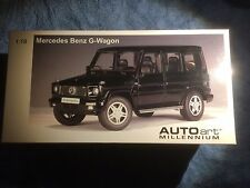 Mercedes Benz G Wagen/Wagon/Class 1:18 G500 Auto art Model