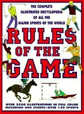 Rules Of The Game: The Complete Illustrated Encyclopedia of All the Sp-ExLibrary