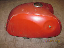 1960-63 Honda Dream CA77 305 Fuel Gas Petrol Tank Turtle Back