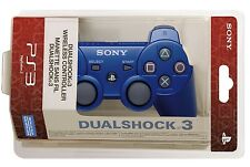 New Blue Wireless Bluetooth Controller for PS3