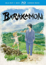 Barakamon: The Complete Series (Blu-ray/DVD, 2016, 4-Disc Set)