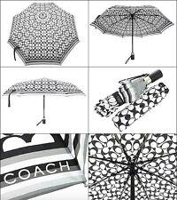 Coach NEW Signature Umbrella F62339