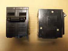 Murray MP MP215 2 pole 15 amp circuit Breaker Old Style Knurled Handle Flawed