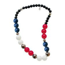 NEW RRP £224.9 D and G DJ0923 Ladies Multicolour Over Me Necklace