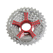SRAM PG-990 9 Speed MTB Bike Bicycle Cassette Redwin Red 11-32