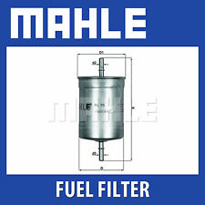 MAHLE Filtro Carburante kl79-si adatta a Audi, VW, SEAT-Genuine PART