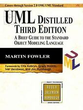 UML Distilled: A Brief Guide to the Standard Object Modeling Language (3rd Editi