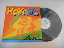 LP Ethno Havana - Live (5 Song) CASTOR SCHALLPLATTEN