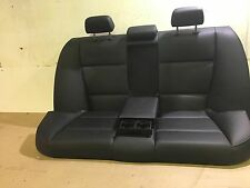 BMW E91 E90 E92 COMPLETE REAR BACK SEAT SEATS 335I 328I 330I 325I OEM BLACK