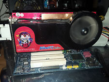 Gainward 7800GS AGP 512 MB XNA/780GS+T352-PM8370-GS Nvidia Geforce 7800 Bliss