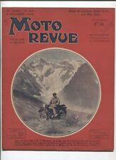 Moto Revue N°613  ; 8 decembre 1934 : le cyclecar ARDEX 4 CV