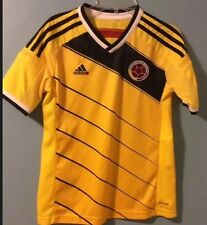 Adidas children Colombia Home ORIGINAL T-Shirt Medium Licensed Adidas Used